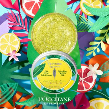 2453545f464b0 Тропическая и бодрящая вербена L'OCCITANE
